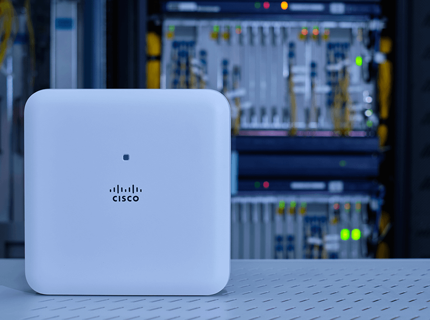 Real Computer Solutions - Wireless Access Point