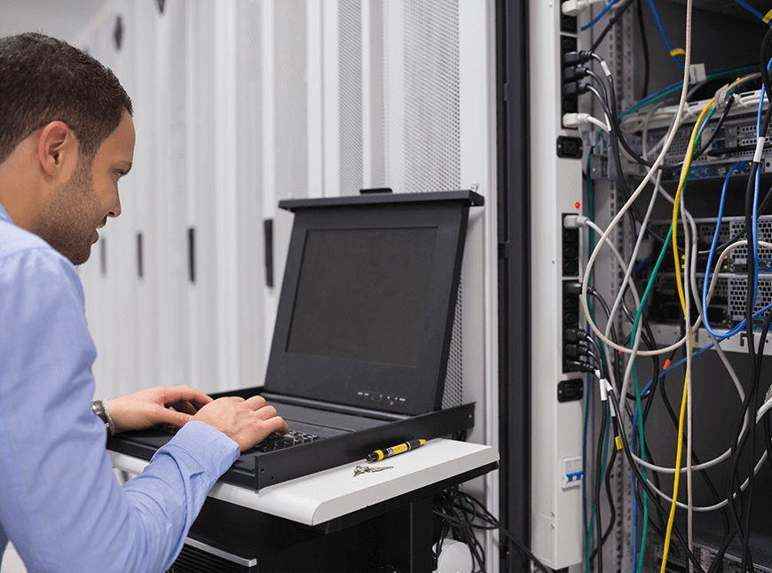 Real Computer Solutions - Network Installation