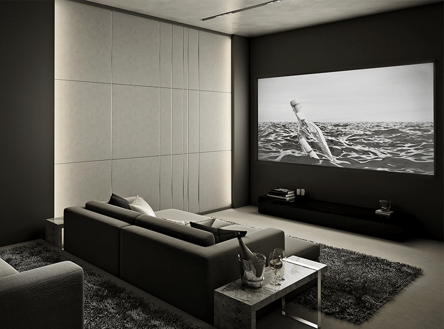 Real Computer Solutions - Home Theater Set-Up